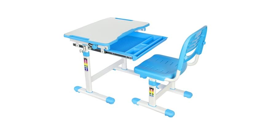 Vivo Height Adjustable Childrens Desk Your Choice Kids