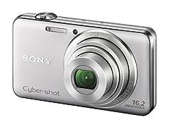 Sony 16.2MP Digital Camera w/ 5x Zoom