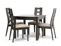 Paxton 5-Piece Dining Set