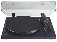 Teac Analog Turntable, Matte Black