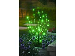 LED Branch Light, Green