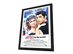Grease 27x40 Framed