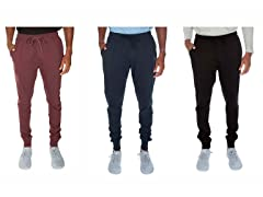 Unsimply Stitched Cuffed Jogger 3-Pack