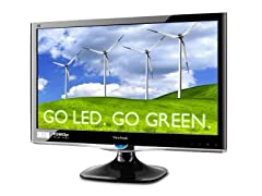 "ViewSonic 24"" 1080p LED Monitor"