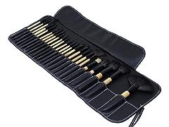 24PC Make Up Brush Set