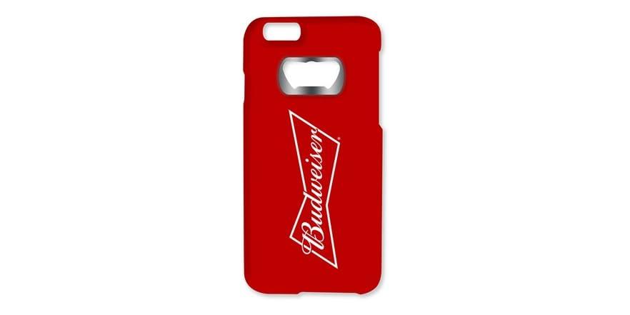budweiser bottle opener case for iphone 6 6s. Black Bedroom Furniture Sets. Home Design Ideas