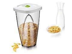Vacu Vin Vacuum Cereal Saver