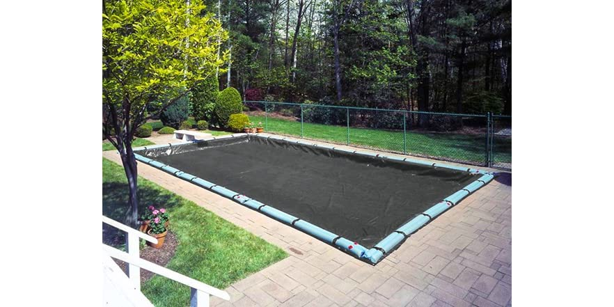 Mesh In Ground Pool Cover