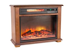 Lifesmart 28.5'' Electric Fireplace