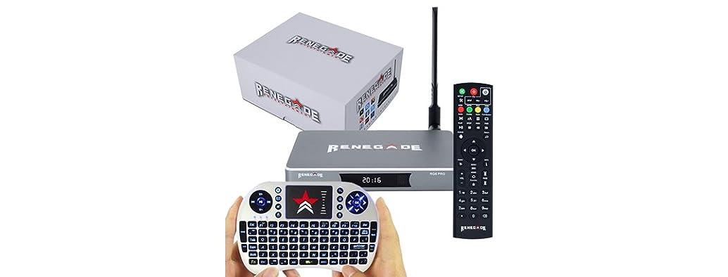 Renegade UHD/4K Streaming Media Player