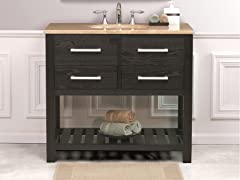 "Fabrizio 40"" Single Sink Vanity"