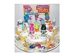 Cake Toppers DreamWorks Trolls Movie
