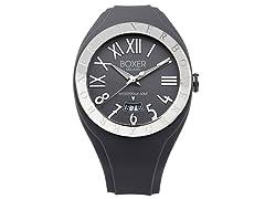 Men's BOX 40 GREY Grey Dial Watch