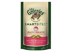 Greenies® Feline Salmon SmartBites - 3pk