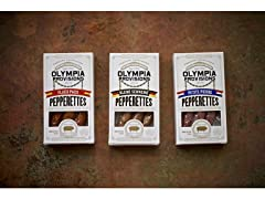 Olympia Provisions Pepperettes, 9 Packs