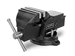 4-Inch Swivel Bench Vise
