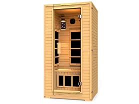 JNH Lifestyles SG12HB Vivo 1-2 Person Far Infrared Sauna