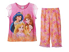 Princesses 2-Piece Set (4-8)