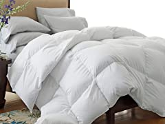 All Season Down Alt Solid Comforter
