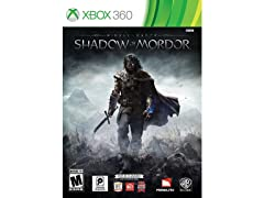 Middle Earth: Shadow of Mordor: Xbox 360