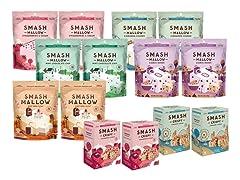 SmashMallow & SmashCrispy Sampler (14)