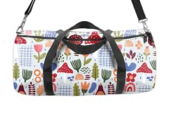 Fall Spirit Duffle Bag
