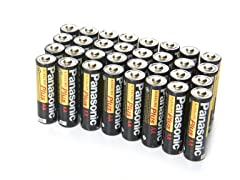 32AA Alkalineplus Battery Pack
