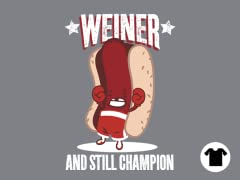 Weiner and Still Champion