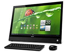 "Acer 21.5"" Full-HD Touch Smart Display"