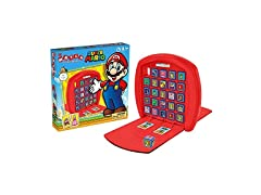 Super Mario Match Crazy Cube Game