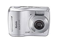 Kodak 1806736 EasyShare 12MP Camera Silver