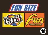 Unfun Size