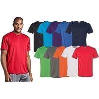 Deals on 5-Pack Mens Gildan Moisture Wicking Performance Tech T-Shirt