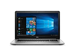 "Dell Inspiron 5767 17"" FHD Intel i5 Laptop"