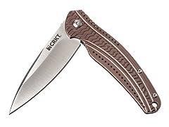 CRKT Ken Onion Ripple Knives, 3 Models