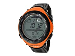 Men's Vector - Black/Orange