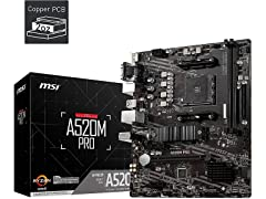 MSI A520M PRO Gaming Motherboard