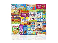 Healthy Snacks Care Package (Count 30)