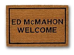 ED McMAHON WELCOME