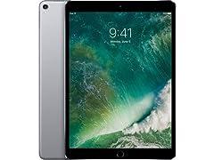 "Apple 10.5"" iPad Pro (2017), 256GB, Gray"