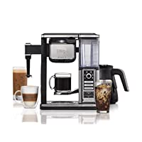 Deals on Ninja Coffee Bar Glass Carafe System CF091 Refurb