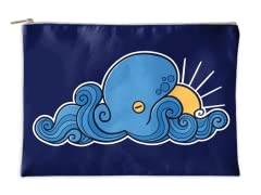 Octo Wave Accessory Pouch
