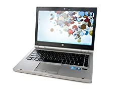 "HP 14"" Dual-Core i7 EliteBook"