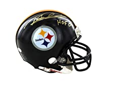 Rod Woodson Signed Pittsburgh Steelers