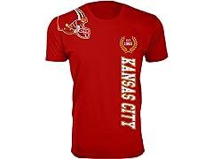 Football Home Team T-Shirts