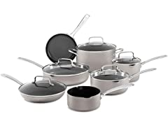 KitchenAid 12pc Non-Stick Cookware Set