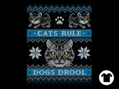 Tabby - Cats vs. Dogs Sweater