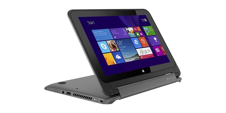 hp x360 11 6 convertible touch laptop. Black Bedroom Furniture Sets. Home Design Ideas