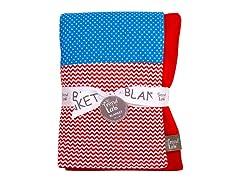 Receiving Blanket- Mommy's Little Monster