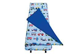 Trains, Planes & Trucks Nap Mat